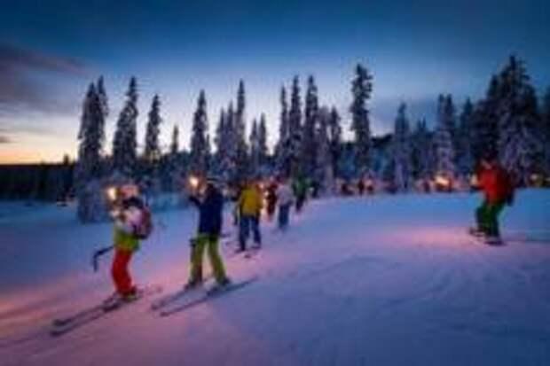 Проведи Рождество в Гейло - лучшем горнолыжном курорте Норвегии