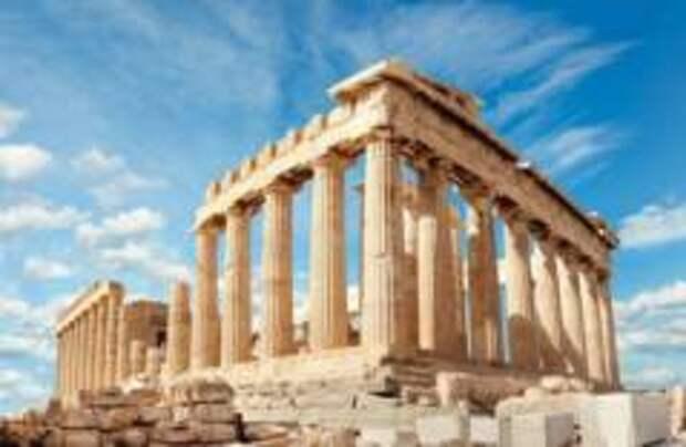 Афинский Акрополь закроют из-за жары