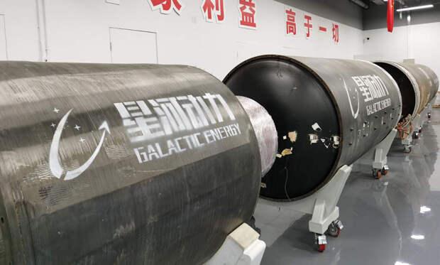 Компания Galactic Energy готовит свoю ракету к первому полёту