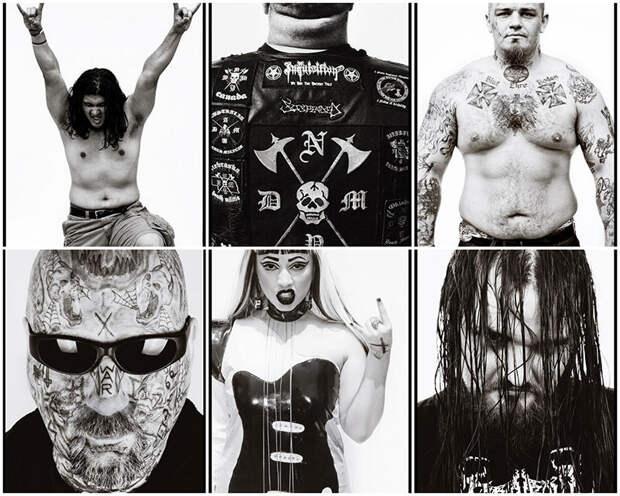 Ангелы-убийцы — лица американского death-metal