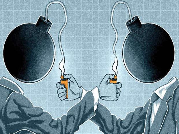 Мнение из США: гарантированное взаимное уничтожение не оставит победителей