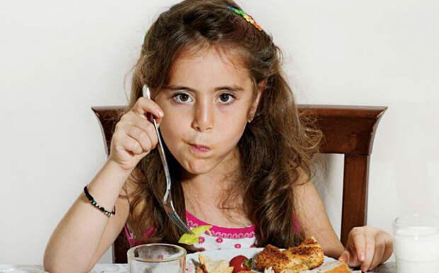 Что едят на завтрак дети со всегомира