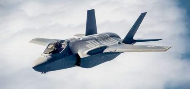 Американские пилоты проклинают день, когда сели за штурвал F-35