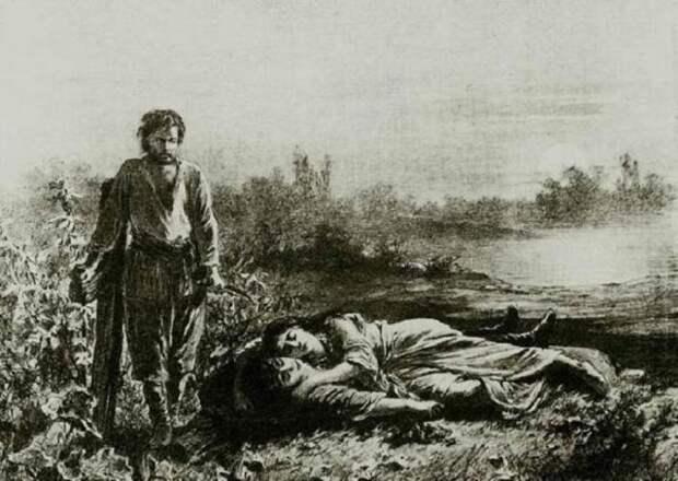 Коза отпущения, или как великие русские писатели убивали женщин