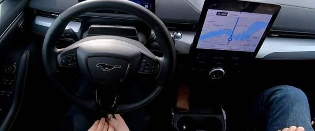 Компания Ford представила свой автопилот и раскритиковала Tesla