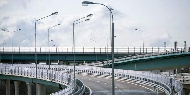 При реконструкции развязки МКАД с Алтуфьевкой благоустроят прилегающие улицы