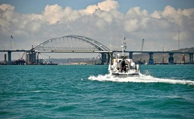 «Крымский мост всему виной»: Украина потребует от России возмещения ущерба