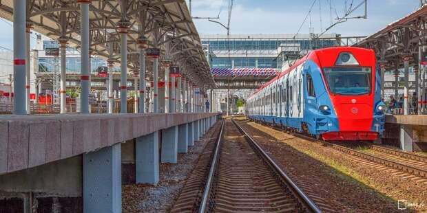 Электрички поедут от станции Бескудниково по изменённому расписанию в августе