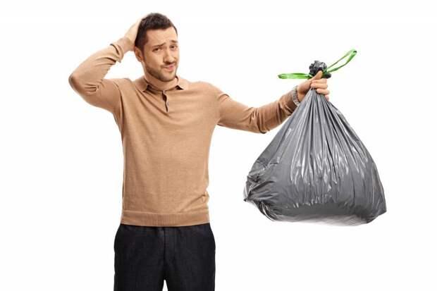 Специальные мусорные мешки - практичность и удобство
