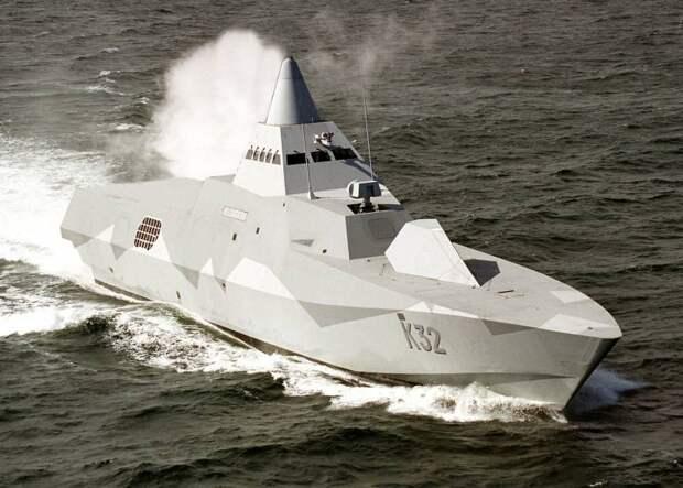 Возможности улучшения ПВО корветов