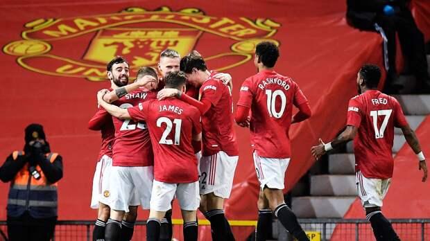 «Манчестер Юнайтед» одержал победу над «Вест Хэмом» и вернулся на 2-е место в АПЛ