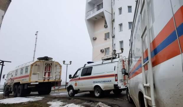 МЧС готовится эвакуировать людей близ Керченского пролива после утечки ядовитого газа