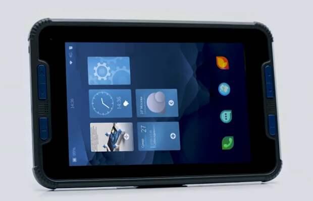 Российский планшет «Аквариус» получил отечественную ОС «Аврора»