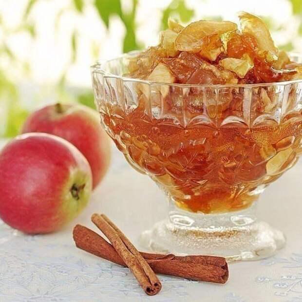 Сухое ароматное варенье из яблок! С ним не нужно долго возиться