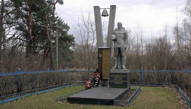 В Подмосковье проверили состояние всех памятников ВОВ ко Дню Победы