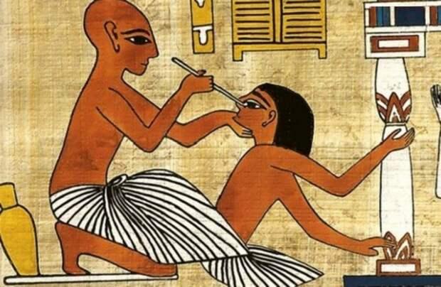 Медицинские практики Древнего Египта, которые мы используем до сих пор древний египет, история, медицина
