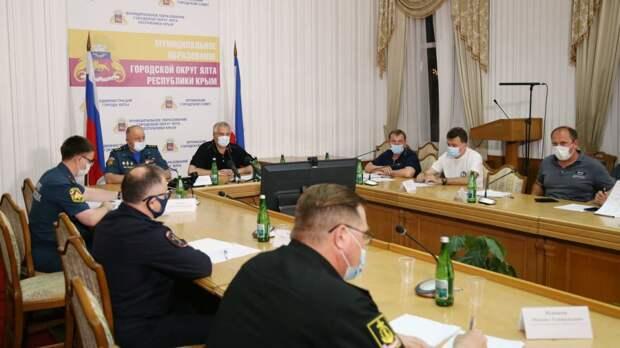 Сергей Аксёнов: Президентом даны поручения по восстановлению инфраструктуры пострадавших от стихии регионов республики