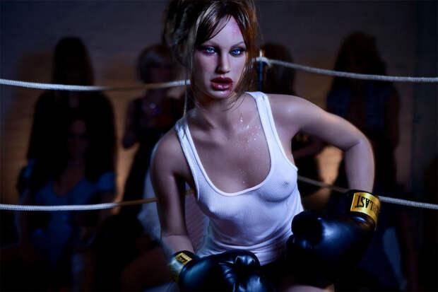 Секс-куклы в фотопроекте Стейси Ли «Средние американцы» 2