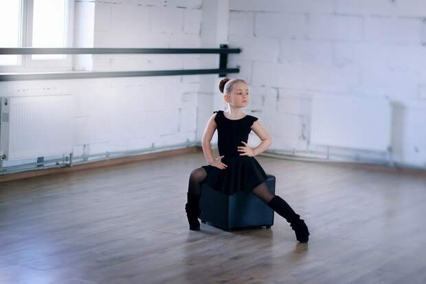 Балет, Девочка, Ребенок, Балерина, Танец, Кавказская
