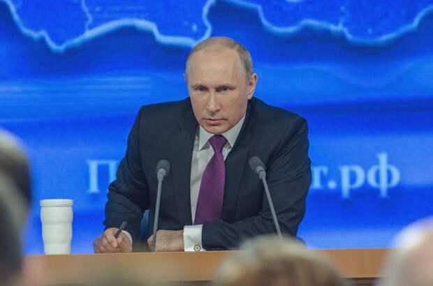 Сегодня Путин обратится к нации в связи с коронавирусом