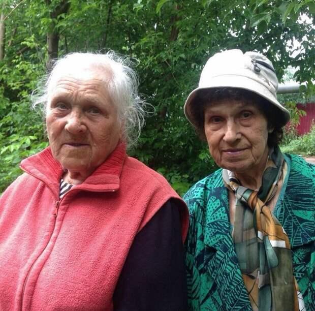 С сестрой Ириной, Уфа.