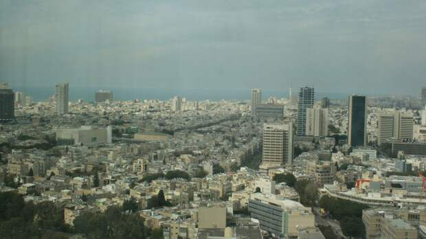 Воздушная тревога прозвучала в израильском городе Сдерот близ сектора Газа