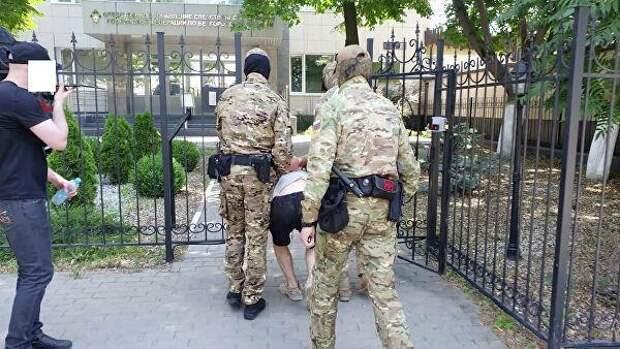 В Белгороде разгромили ячейку украинской неонацистской организации «М.К.У.»
