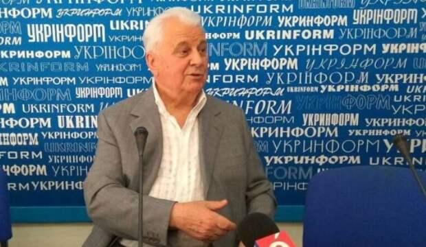 Кравчук рассказал, как достичь мира в Донбассе