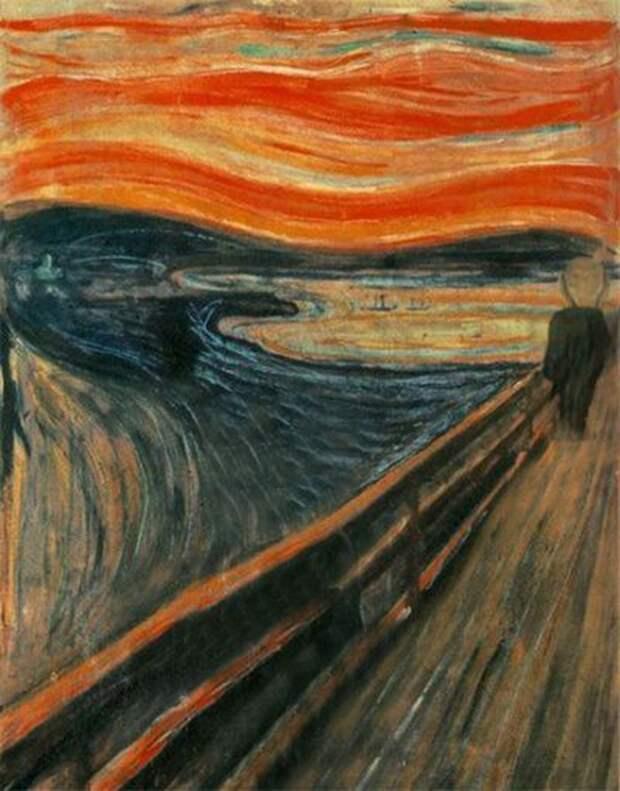 15 шедевров живописи с другого ракурса