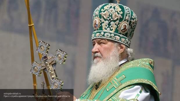 Патриарх Кирилл выразил соболезнования потерпевшим в ДТП с автобусом в Забайкалье