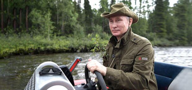 Путин объявил нерабочими все дни с 1 до 11 мая
