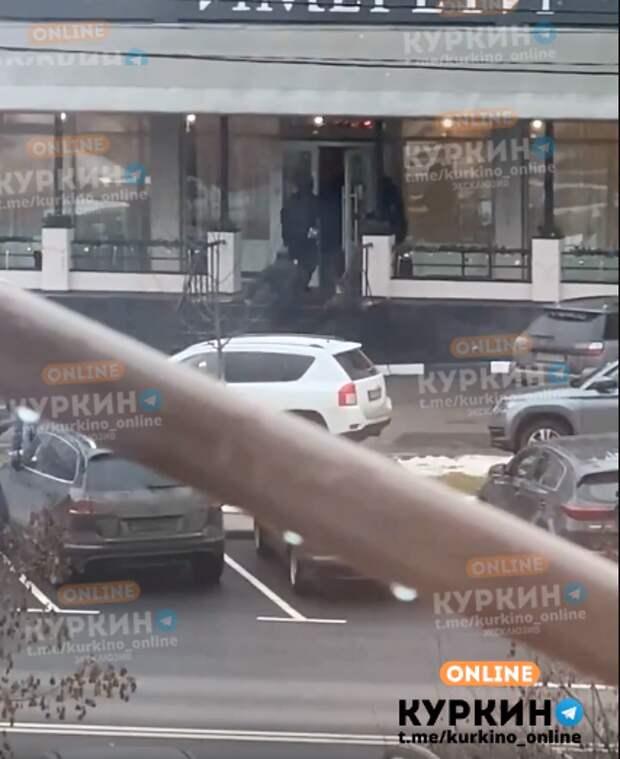 Ресторан в Куркине заинтересовал сотрудников правоохранительных органов