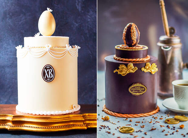 10 ОЧЕНЬ красивых пасхальных десертов от шеф-поваров (ФОТО)