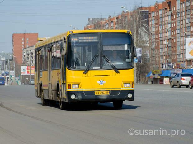 Дополнительные рейсы автобусов к кладбищам Ижевска отправятся 12 октября