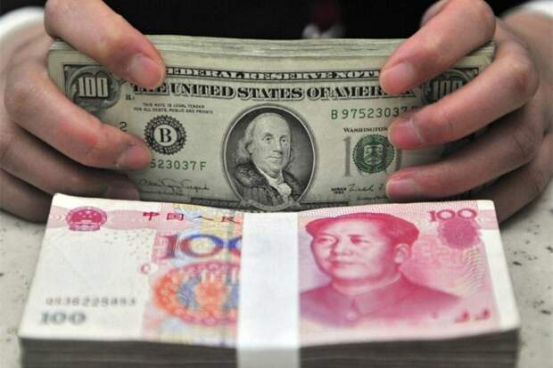 Экономисты рыдают: Россия скупает китайский юань, дав пинка доллару