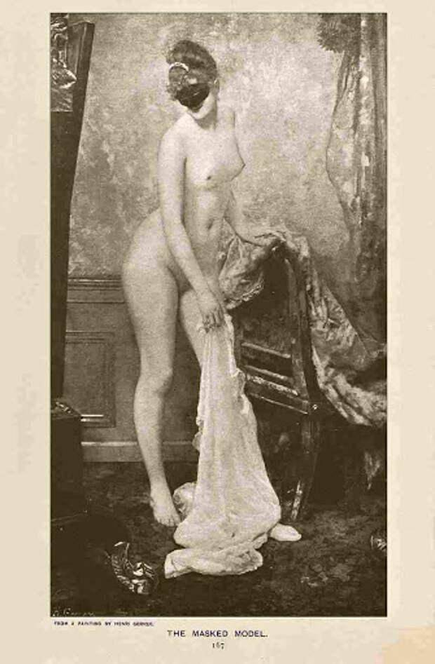 Автогонщица в корсете, чулках и бриллиантовых серьгах