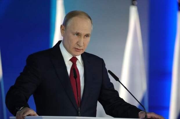 Путин подписал указ о мерах противодействия недружественным странам