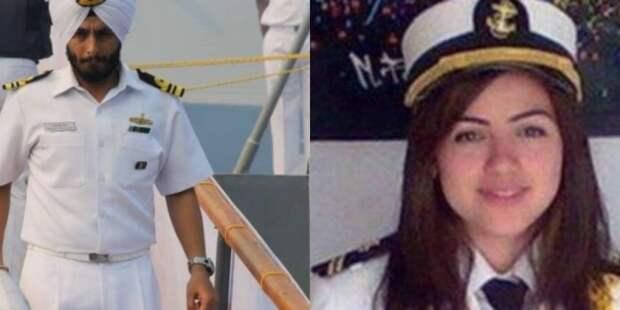 Капитан судна, закупорившего Суэцкий канал, — мужчина-индиец