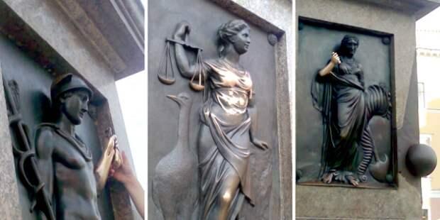 Необычные и занимательные памятники Одессы