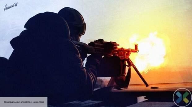 Два ополченца ДНР погибли в результате обстрела ВСУ