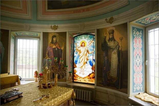 Храм Бориса и Глеба