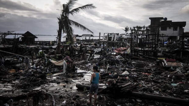 Каким будет мир в 2050 году, если не остановить изменение климата?