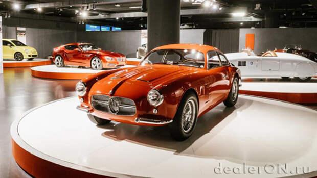 95 лет истории Zagato в экспозиции музея в Турине