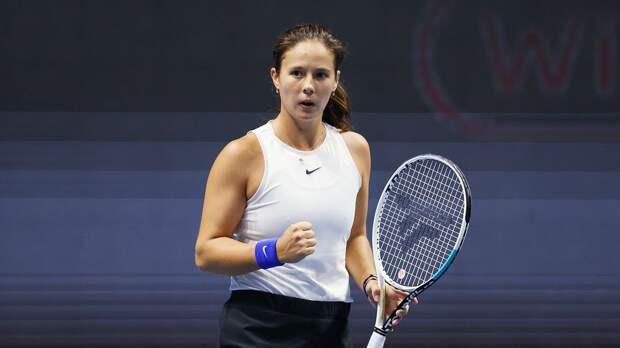 Касаткина поднялась на 19 позиций в рейтинге WTA