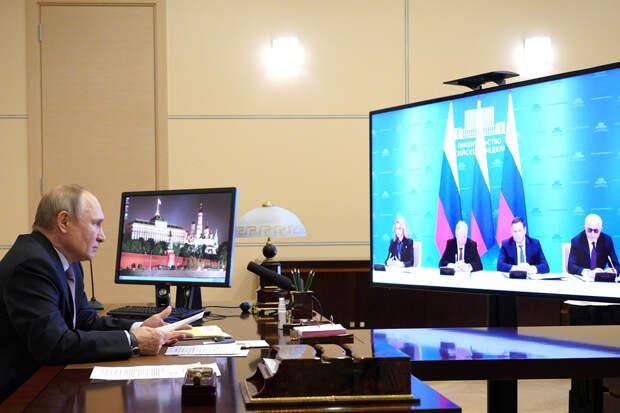 Путин допустил возможность национализации предприятий
