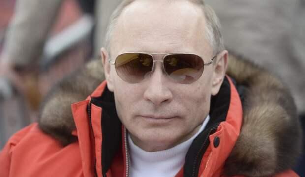 Проект «ЗЗ». Путин будет править планетой до 2024 года, а потом напишет роман