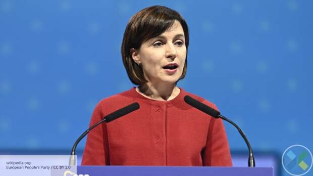 Майя Санду заявила о необходимости наладить отношения между Молдовой и Украиной