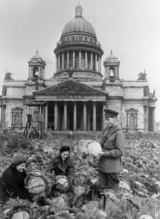 Советские ретрофотографии