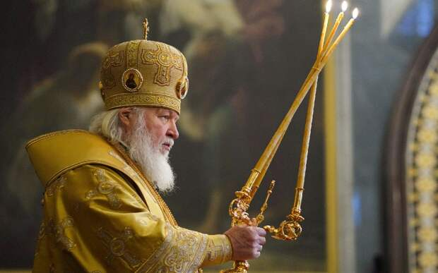 Патриарх Кирилл выразил соболезнования семьям погибших в результате взрыва на рязанском заводе