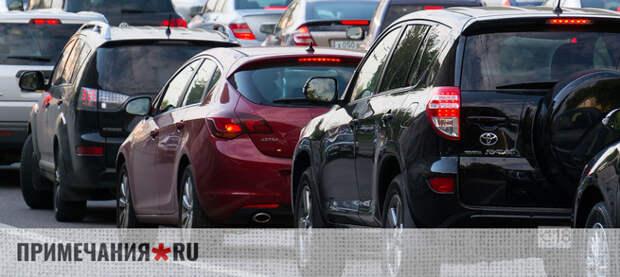 Автомобилисты Симферополя рискуют провести выходные в пробках
